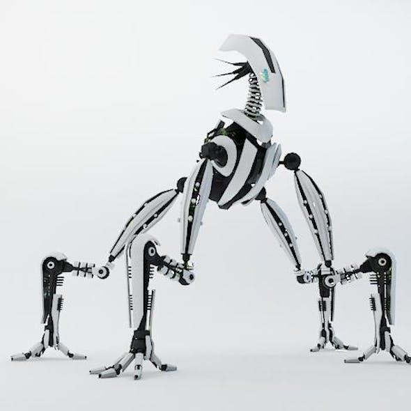 Robot MGS1200