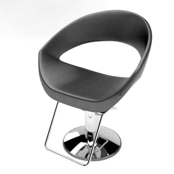 Modern barber chair