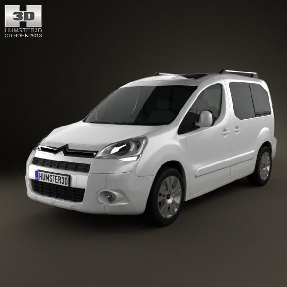 Citroen Berlingo Multispace 2011 - 3DOcean Item for Sale