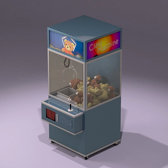 Toy Claw Machine