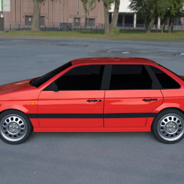 Volkswagen Passat B3 HDRI