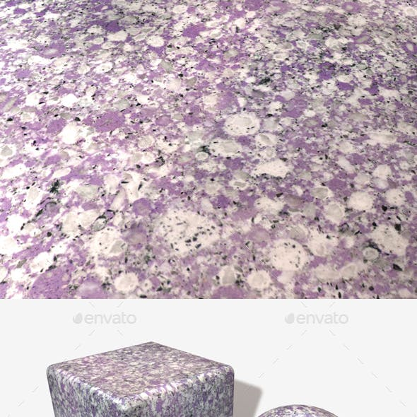 Purple Marble Seamless Texture