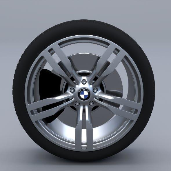 BMW G11 Wheel - 3DOcean Item for Sale