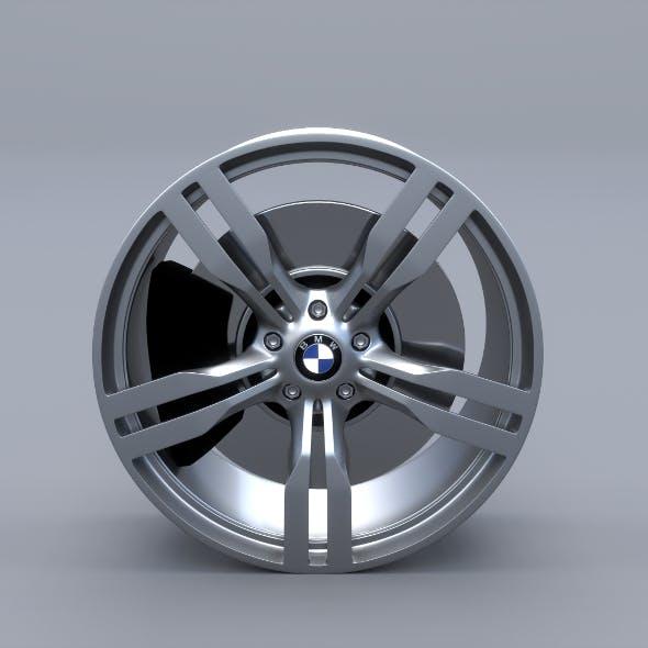 BMW G11 Rim - 3DOcean Item for Sale