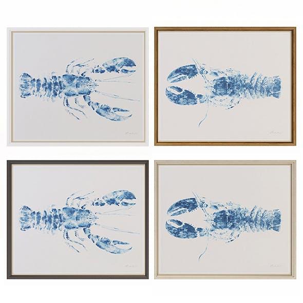 Charlotte Morgan Lobsters