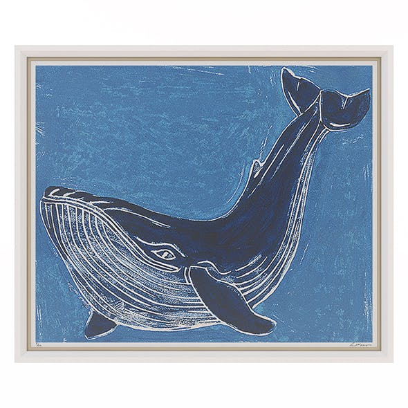Charlotte Morgan Blue Whale