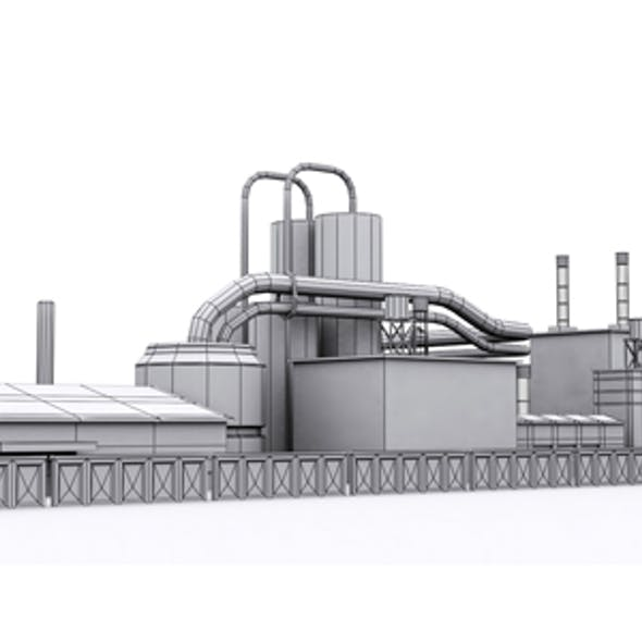 Industrial Area Model