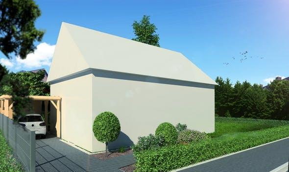 Cinema 4d R16 Plus Vray 1 9 Exterior Setup render by
