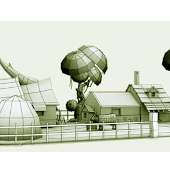 Village Game Model