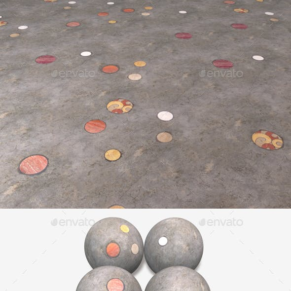 6 Cosmic Concrete Flooring Textures