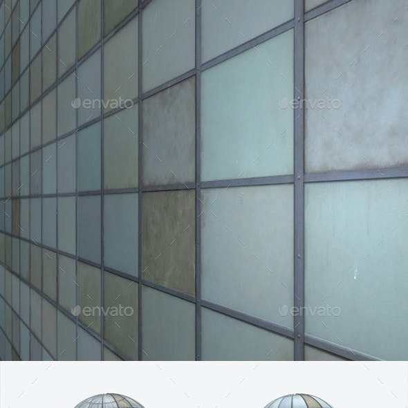 Dirty Plastic Windows Seamless Texture