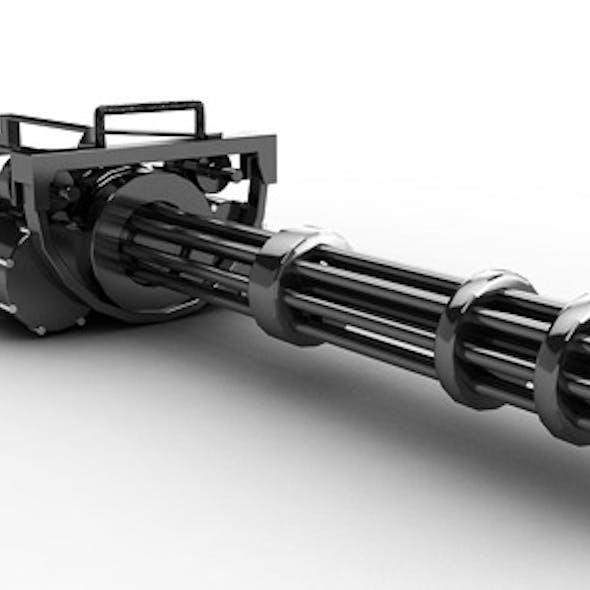 Mini Gun