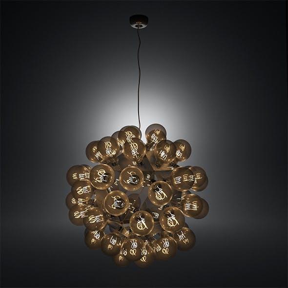 Edison Light - 3DOcean Item for Sale