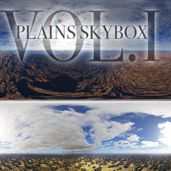 Plains Skybox Pack Vol.I
