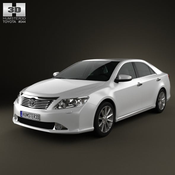 Toyota Camry EU 2012