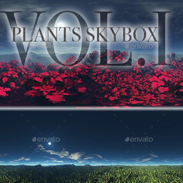 Plants Skybox Pack Vol.I