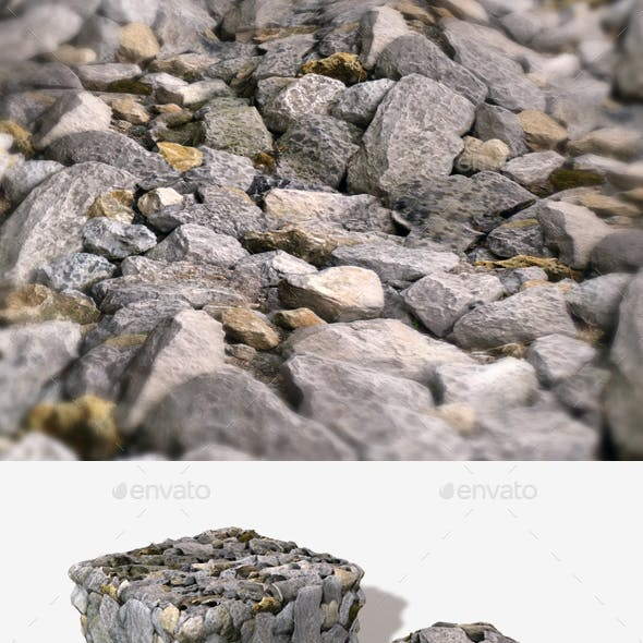 Giant Rocks Seamless Texture