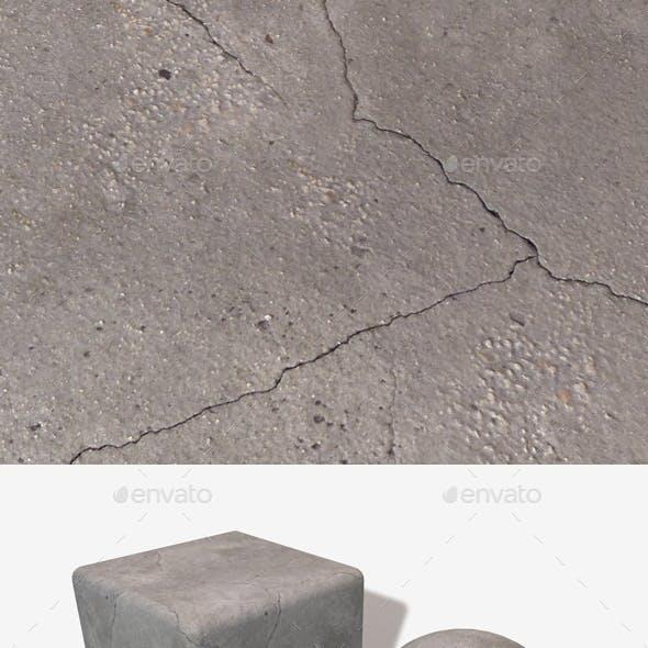 Concrete Cracks Seamless Texture