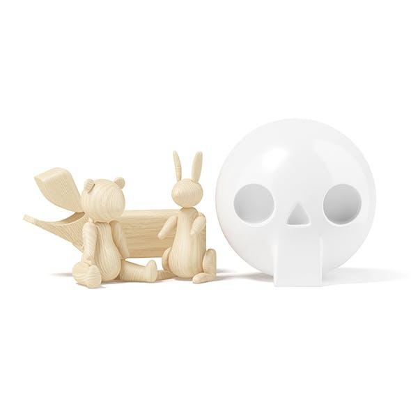 Decorative Figures - 3DOcean Item for Sale