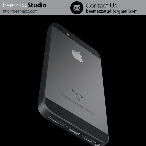 E3D - Apple iPhone SE