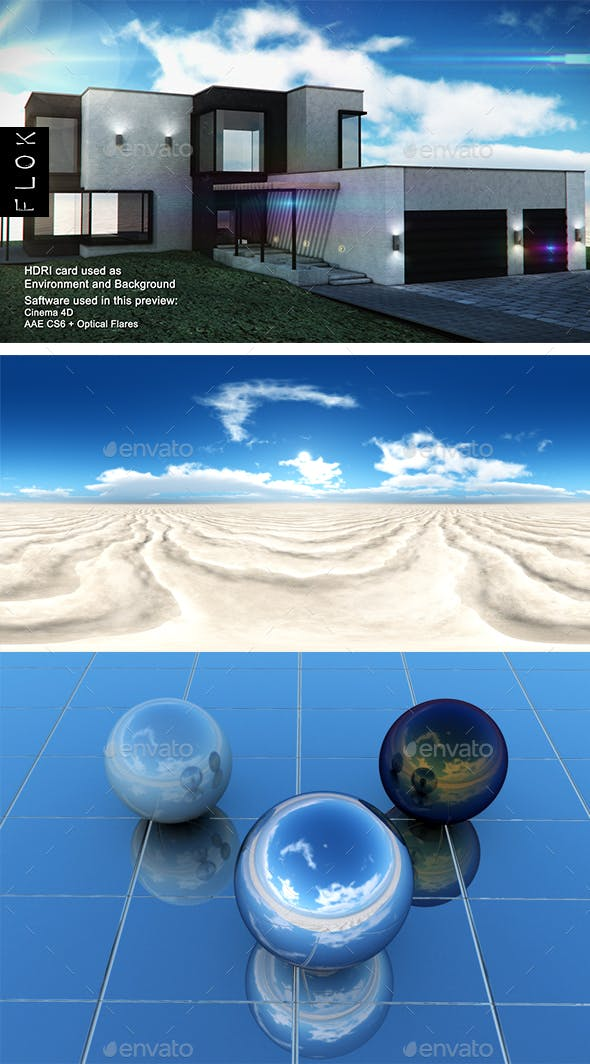 Daylight Desrt 42 - 3DOcean Item for Sale