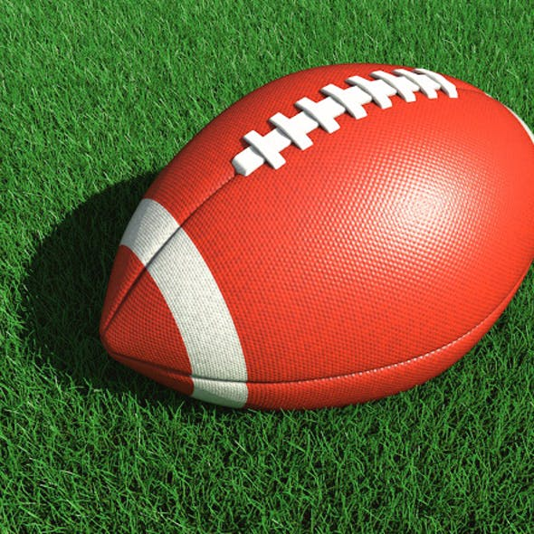 Football for Cinema 4D