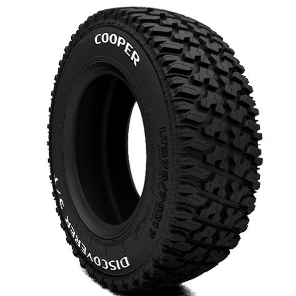 LT tire Cooper Discoverer S-T
