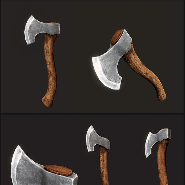 Carving Axe