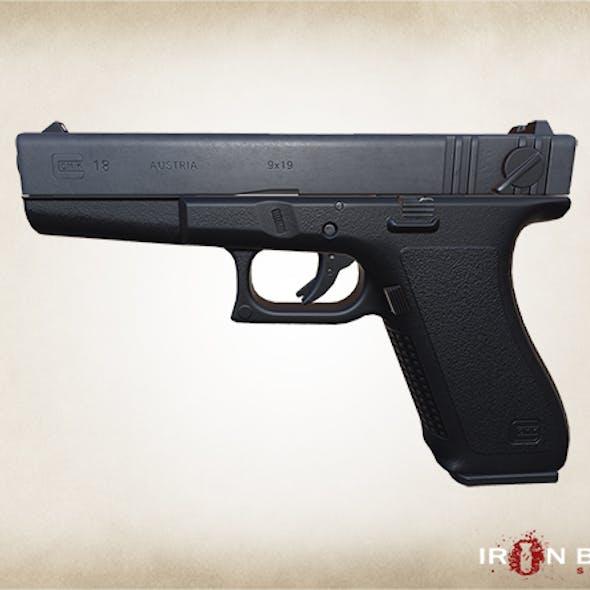 AAA FPS G18 Pistol