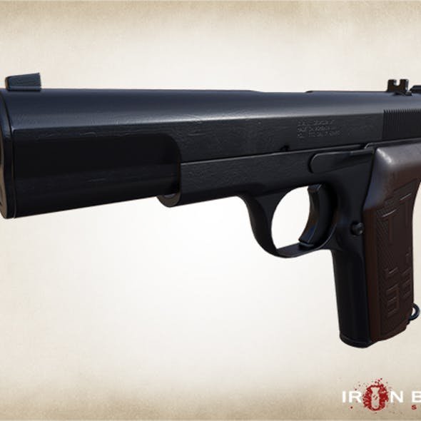 AAA FPS TT-33 Pistol
