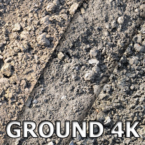 Ground Texture Pack - 3DOcean Item for Sale