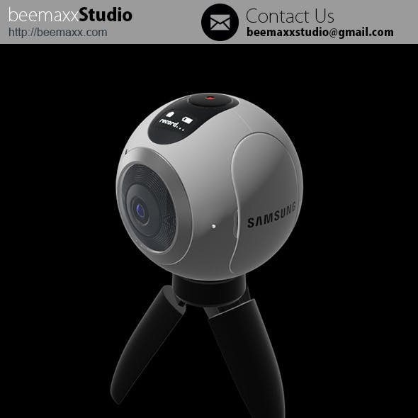 E3D - Samsung Gear 360 Camera