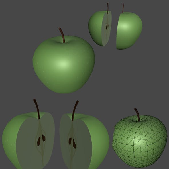 Green Apple for Games