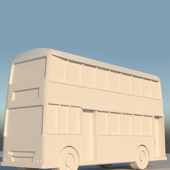 BRTC Bus Model