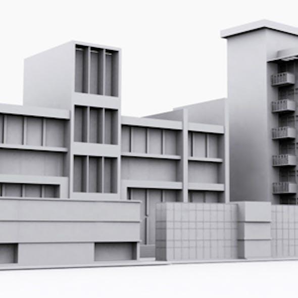 Building Set Model 1