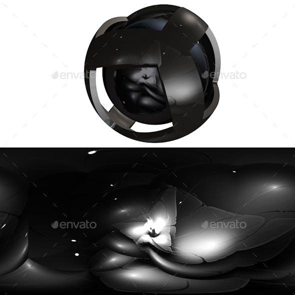 Floral HDRI Studio Lightbox 4 - 3DOcean Item for Sale