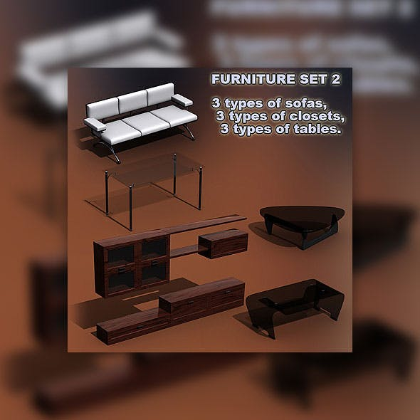 Furniture set 02