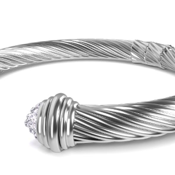 Twisted Bracelet 2
