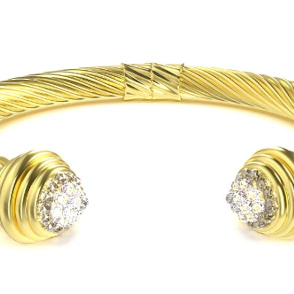 Twisted Bracelet 3