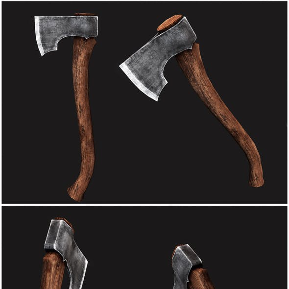 Forest Axe
