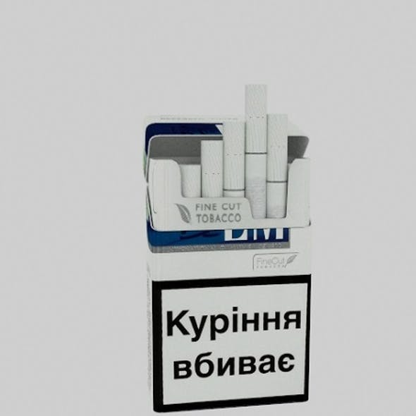 Cigarettes LM Blue