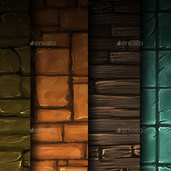 Medieval Texture pack - 3DOcean Item for Sale