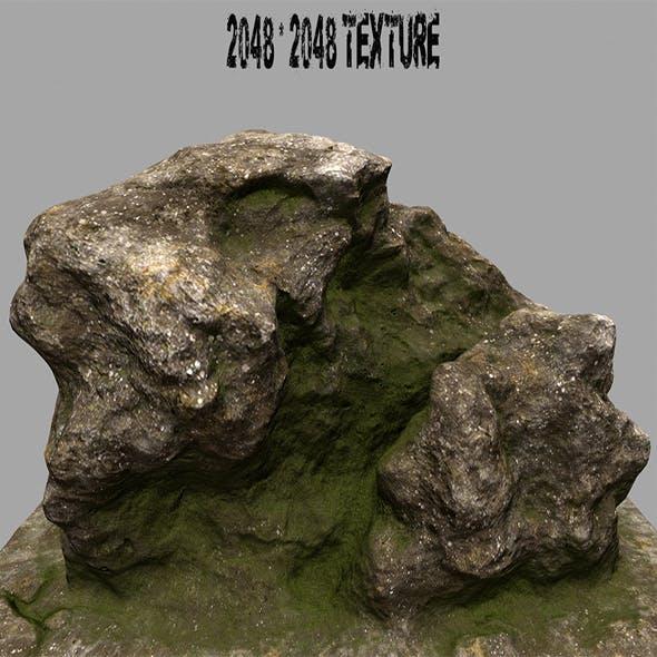 rock 04 - 3DOcean Item for Sale