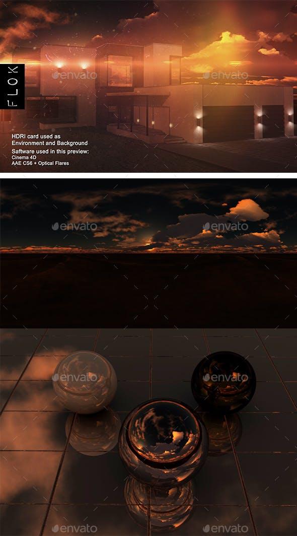 Sunset Desert 57 - 3DOcean Item for Sale