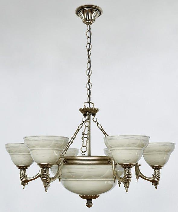 chandelier Eglo Marbella 85858 - 3DOcean Item for Sale