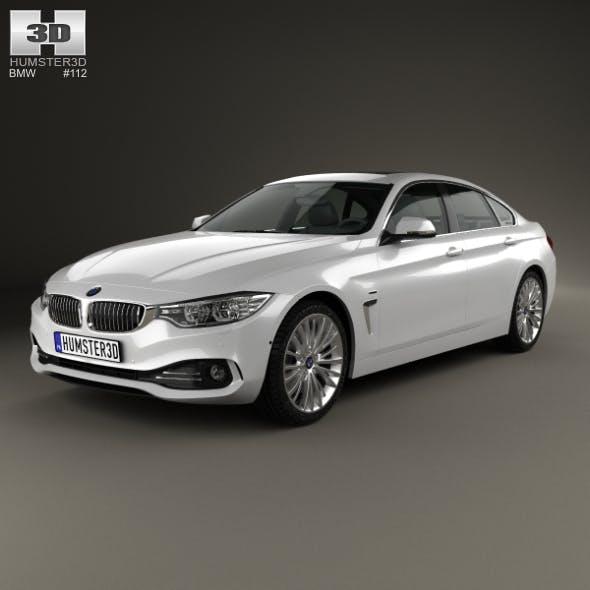 BMW 4 Series (F36) Gran Coupe Luxury Line 2013