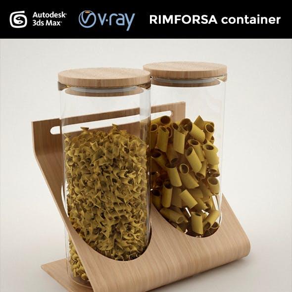 RIMFORSA container