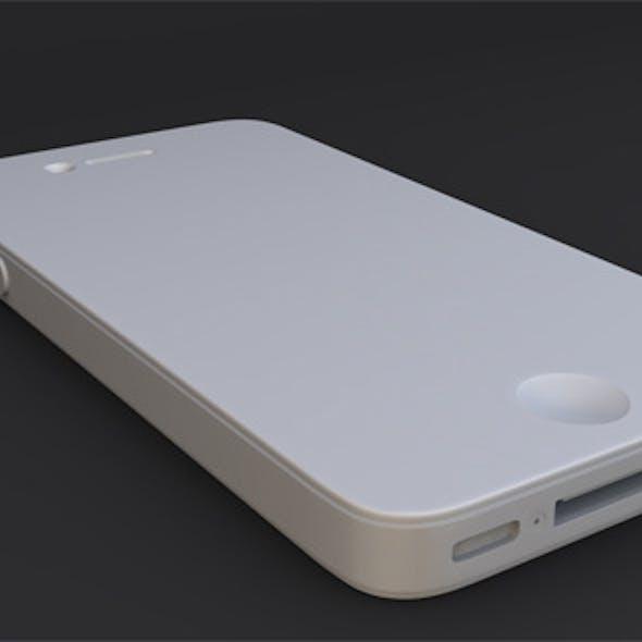 iPhone 4S Model