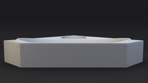 Bathtub Model - 3DOcean Item for Sale