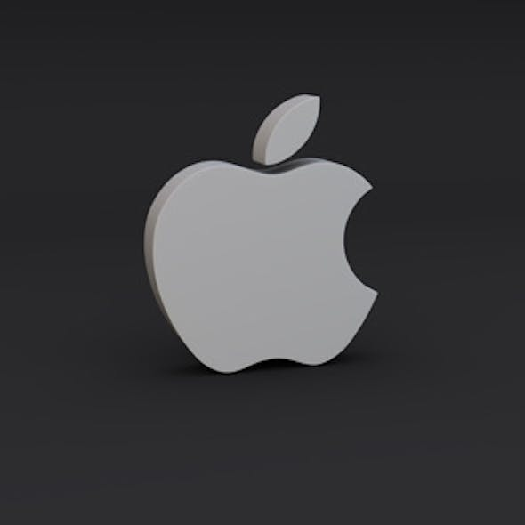 Apple Logo Model